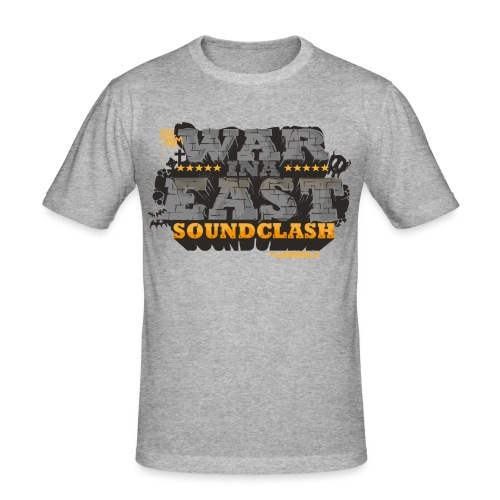 WAR INA EAST but - Men's Slim Fit T-Shirt