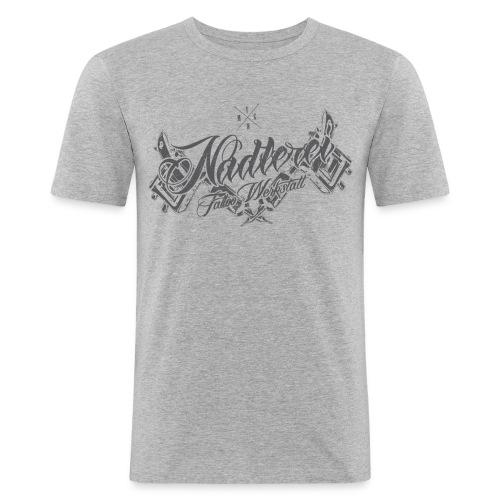 logodes2 - Männer Slim Fit T-Shirt
