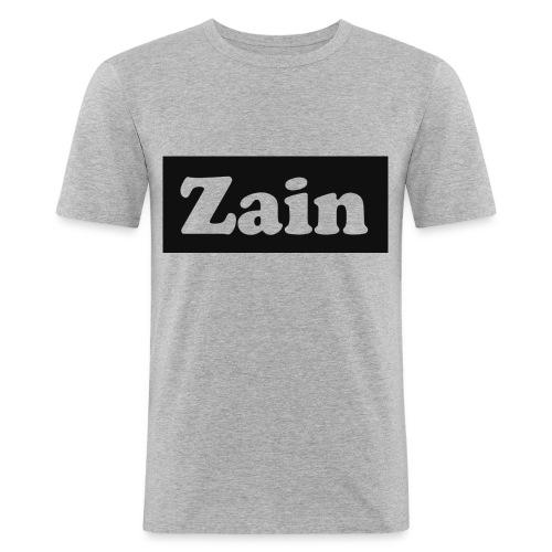 Zain Clothing Line - Men's Slim Fit T-Shirt