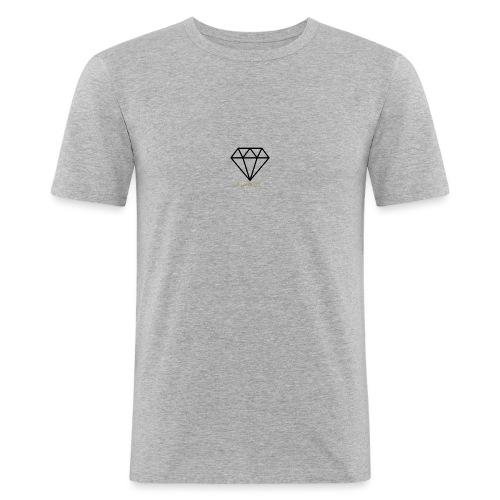 flowness - Camiseta ajustada hombre
