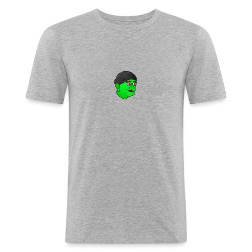 JAMPPAMUMMO LIMITED EDITION - Miesten tyköistuva t-paita