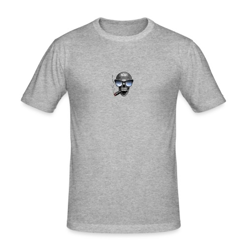 jbz gamer - Mannen slim fit T-shirt