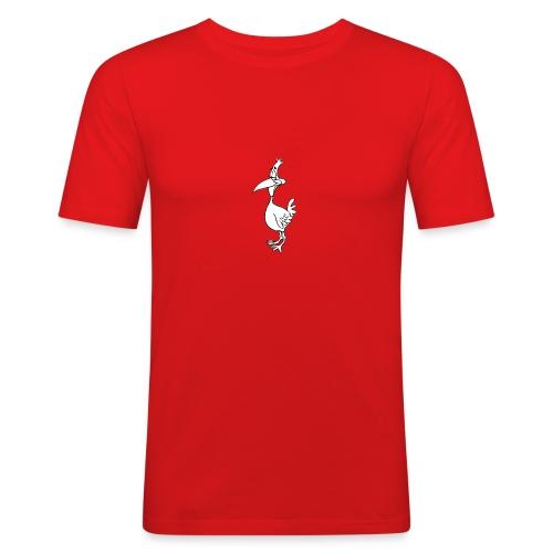 Vogel Design - Männer Slim Fit T-Shirt
