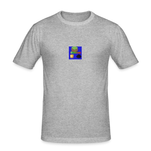 SkyGames - Mannen slim fit T-shirt
