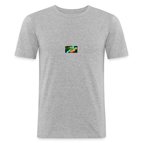 Slither.io - T-shirt près du corps Homme
