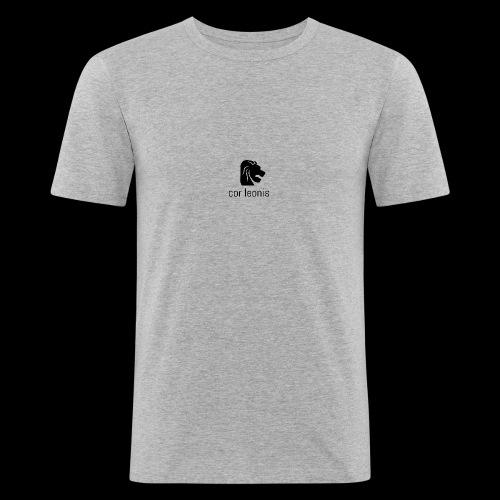 cor leonis - Männer Slim Fit T-Shirt