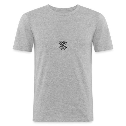 Piston - Men's Slim Fit T-Shirt