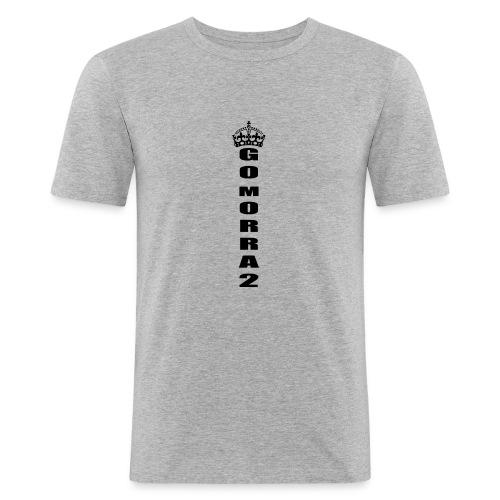 Gomorra 2 - Maglietta aderente da uomo