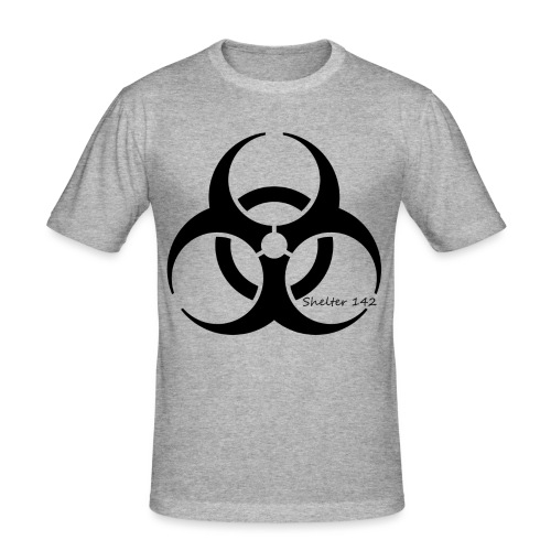 Biohazard - Shelter 142 - Männer Slim Fit T-Shirt