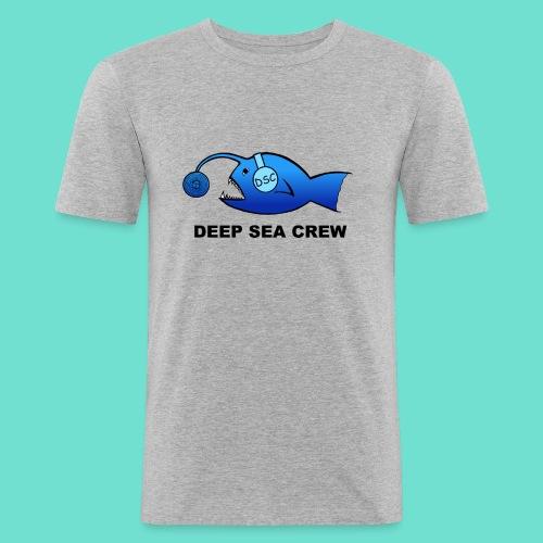 DeepSeaCrew - Männer Slim Fit T-Shirt