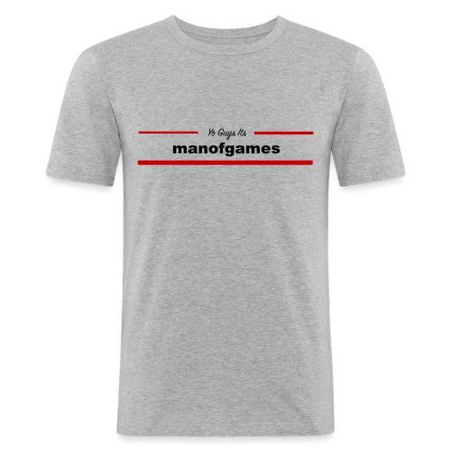 Yo Guys Its Mano Merch - Men's Slim Fit T-Shirt