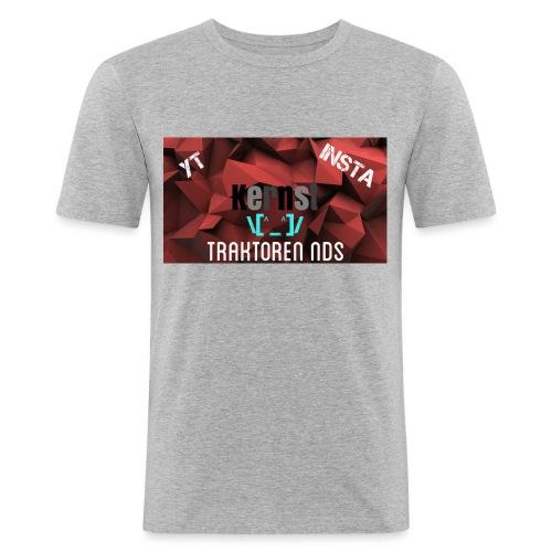 Kernst - Männer Slim Fit T-Shirt