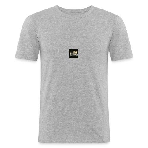 -alcohol-jpg - Camiseta ajustada hombre