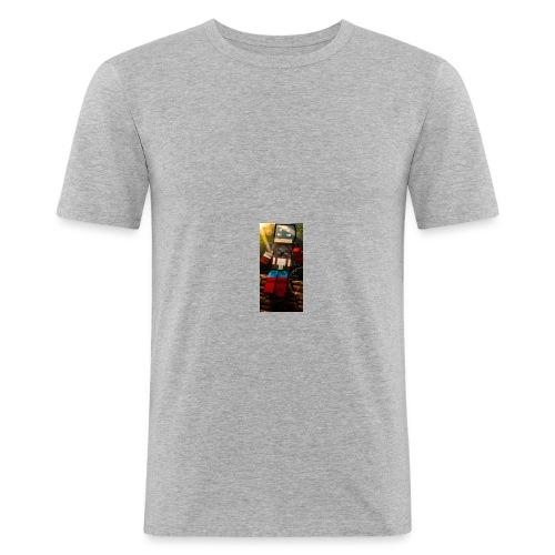 Ertis1nSkin jpg - Männer Slim Fit T-Shirt