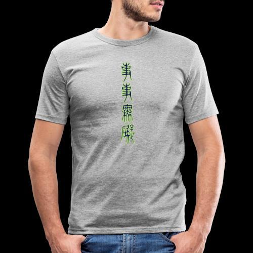 jijimuge 03 - Männer Slim Fit T-Shirt