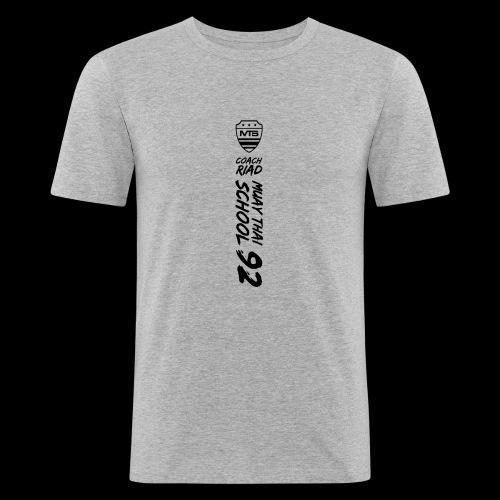 (mst92finalv3) - T-shirt près du corps Homme