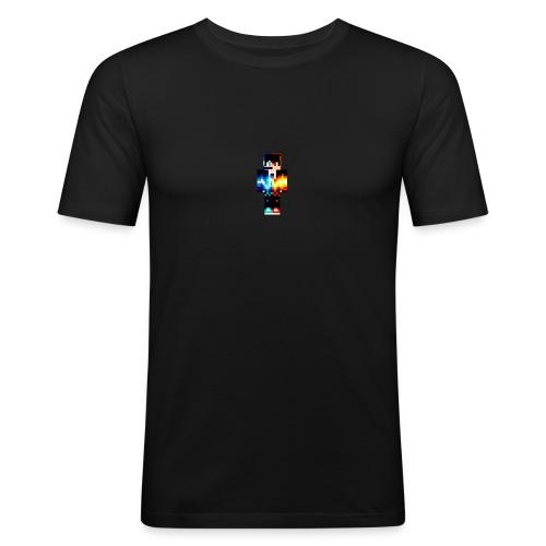 Cooler Skin - Männer Slim Fit T-Shirt