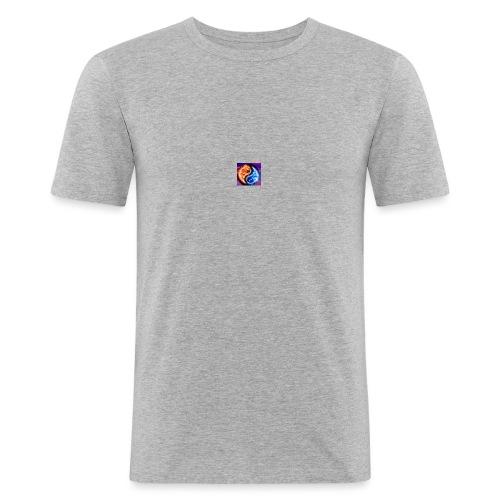 The flame - Men's Slim Fit T-Shirt
