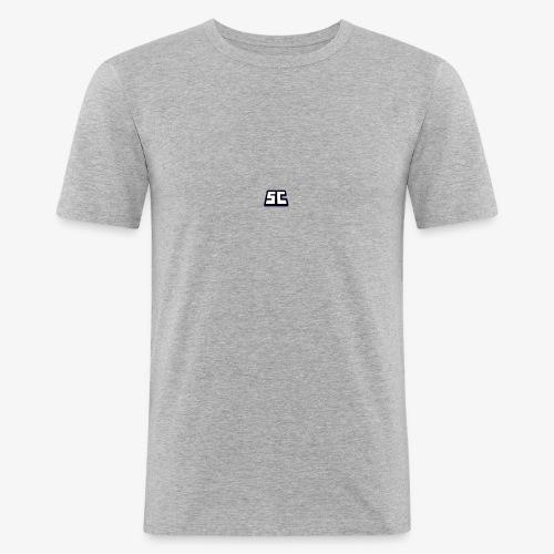 Swedencraft - Slim Fit T-shirt herr