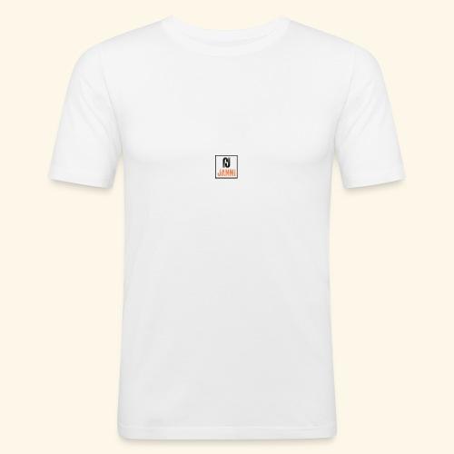Janni Original Design - Herre Slim Fit T-Shirt