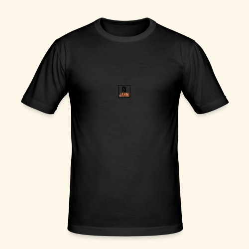 Janni Original Design - Herre Slim Fit T-Shirt