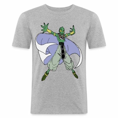 Lezarman - T-shirt près du corps Homme