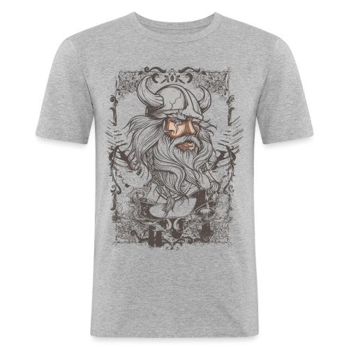 fashion design Maghul - T-shirt près du corps Homme