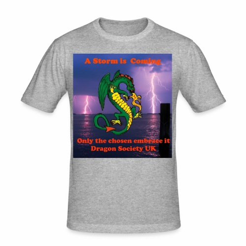 A Storm is coming - Men's Slim Fit T-Shirt