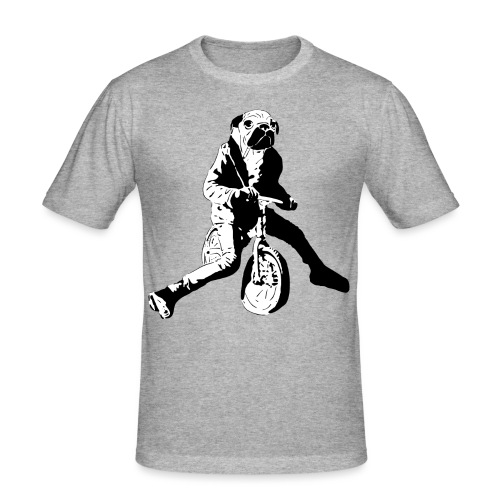 Bike - Männer Slim Fit T-Shirt
