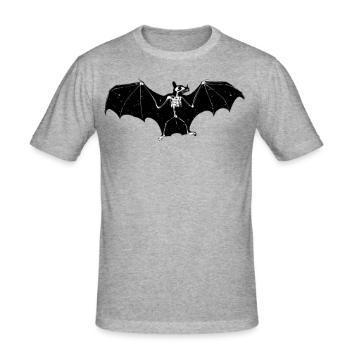 Bat skeleton #1 - Men's Slim Fit T-Shirt