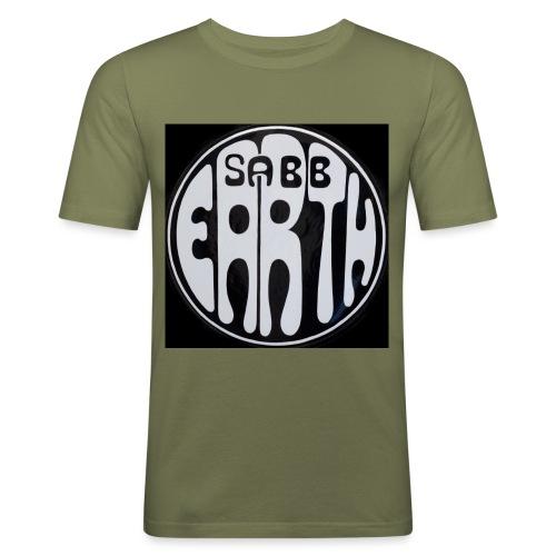 SabbEarth - Men's Slim Fit T-Shirt