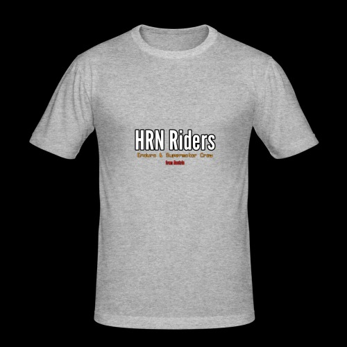 Hrn Design - Männer Slim Fit T-Shirt