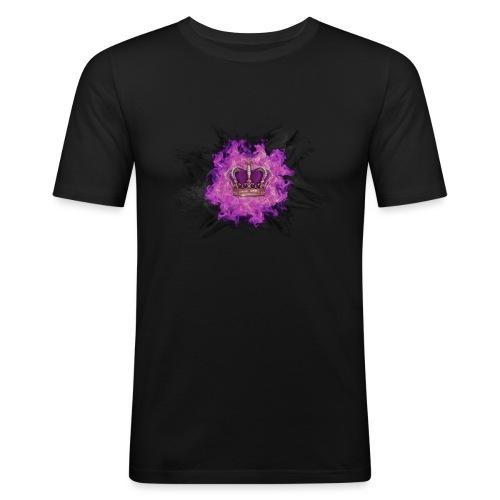 Fire Crown - T-shirt près du corps Homme