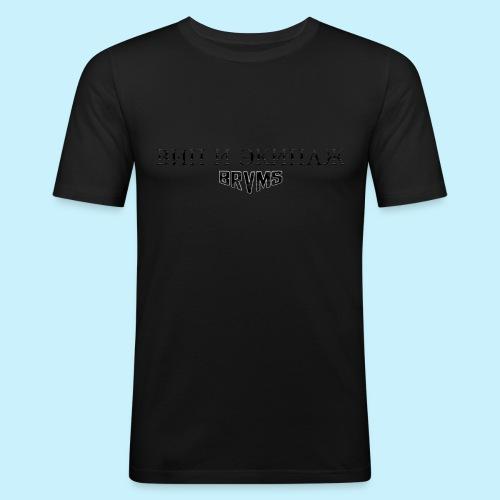 ВИП И ЭКИПАЖ / VIP & CREW / BRVMS - T-shirt près du corps Homme