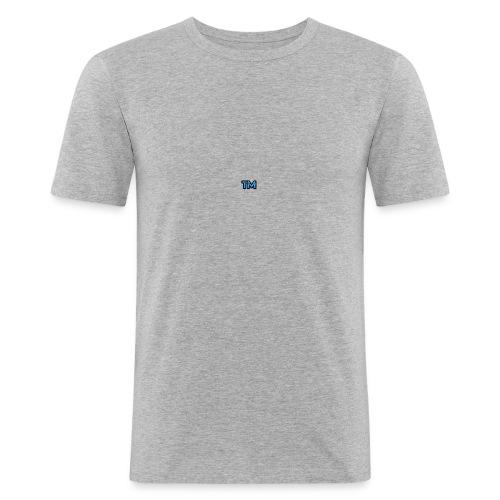 cooltext232594453070686 - Mannen slim fit T-shirt