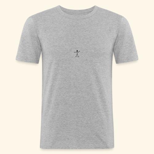 SAVAGE - Herre Slim Fit T-Shirt