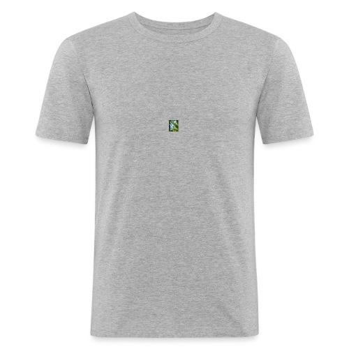 C4 - Slim Fit T-shirt herr