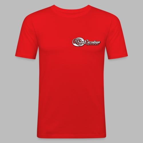 San Escobar Customs - Obcisła koszulka męska
