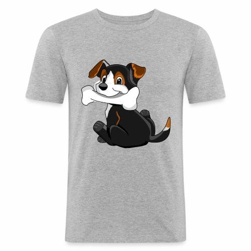 Chiot - T-shirt près du corps Homme