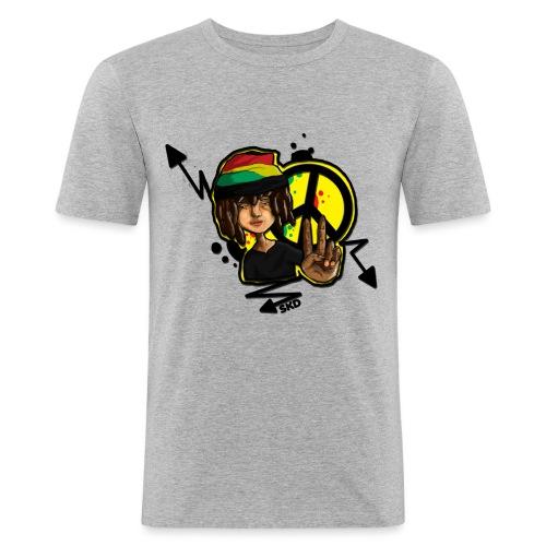 raxta - T-shirt près du corps Homme