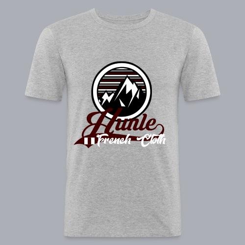 Hunle Graphic Mountain N°1 - T-shirt près du corps Homme