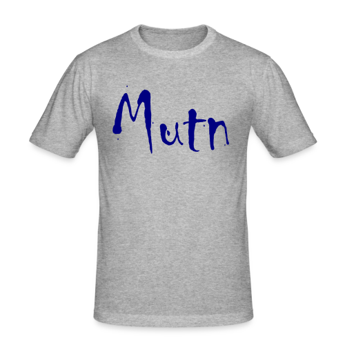 Mutn - slim fit T-shirt