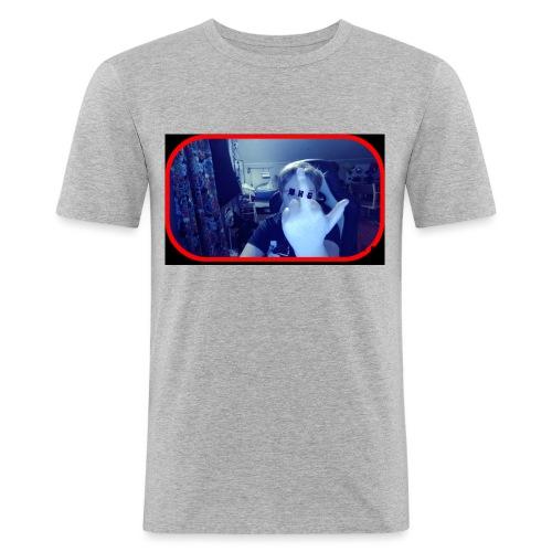 MKG - Slim Fit T-shirt herr