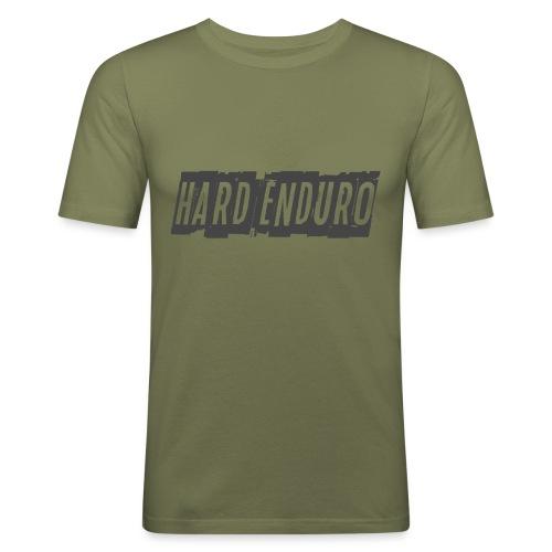 Hard Enduro - Men's Slim Fit T-Shirt