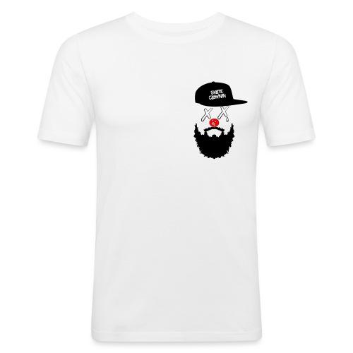 Untitled gif - Men's Slim Fit T-Shirt