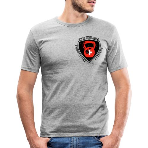 Functional Fitness Switzerland - Männer Slim Fit T-Shirt