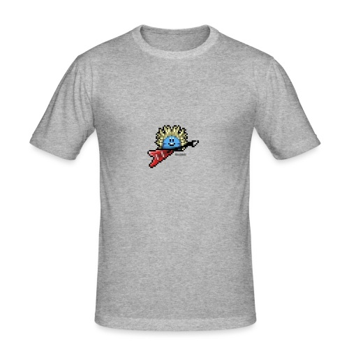 Rocker - Männer Slim Fit T-Shirt