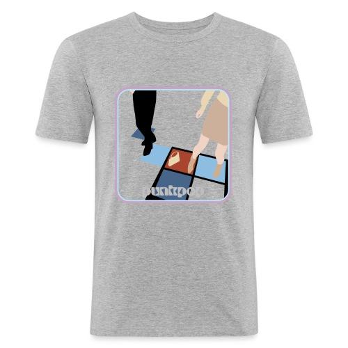 Pulp Disco PunkPop - Maglietta aderente da uomo