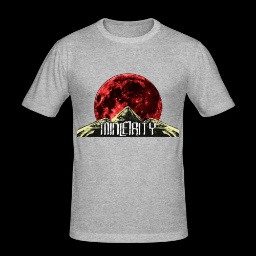 Blood Moon - T-shirt près du corps Homme