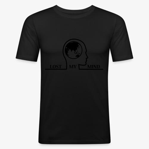 LOSTMYMIND - Men's Slim Fit T-Shirt